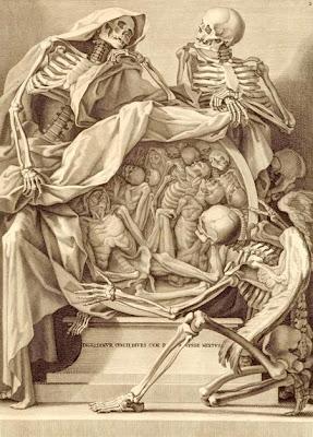 Metal On Metal Creepy Illustrations In Old Anatomy Books