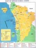 Peta Kedah