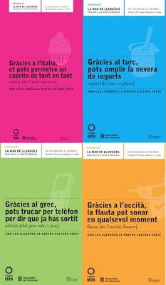 Exposición: 'La mar de llengües, parlar a la mediterrània'