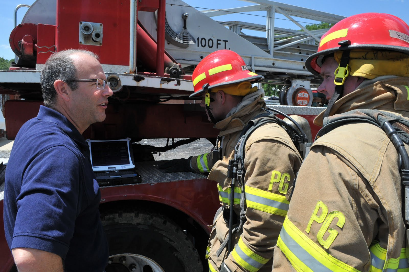 Prince George's County Fire/EMS Department: Physiological Status