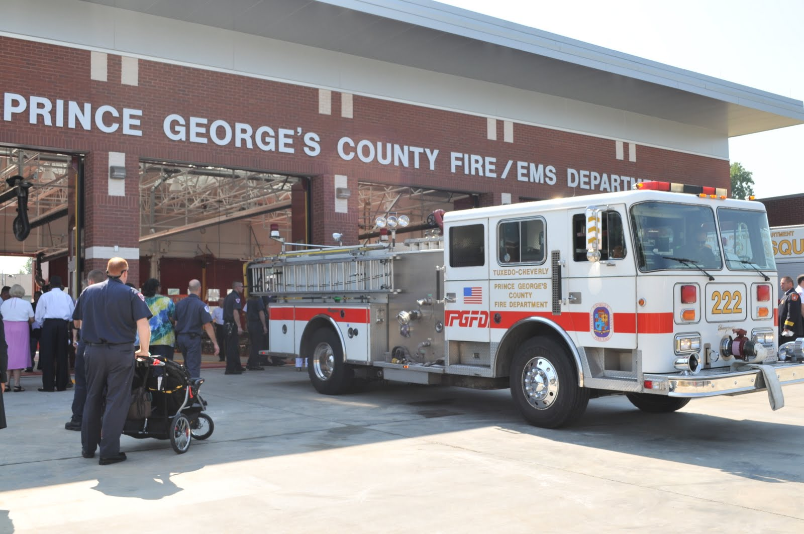 Prince George's County Fire/EMS Department: Sep 2, 2010