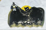Torta do Batman