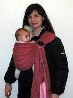 Με το μωρό στο κρύο! Οι βόλτες το χειμώνα είναι όμορφες!