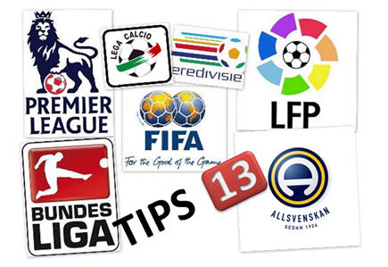 STRYKTIPSET 1X2 TIPS13 DBASESOFT Sports Statistical Soccer