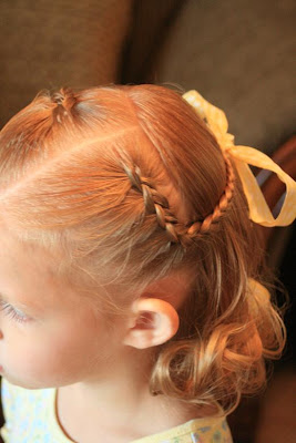 Hair Today What You Can Do With Tiny French Braids
