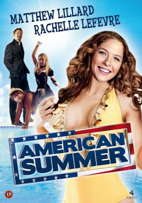 Filme Poster American Summer DVDRip XviD Legendado