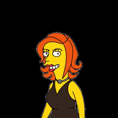 Hot Redhead Sharon Simpson