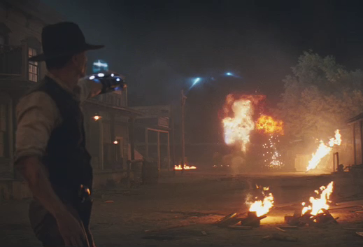 Movie SFX Bloopers: Cowboys and Aliens Wrist Blaster ...