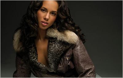 Alicia Keys Joins Grammy Line-Up