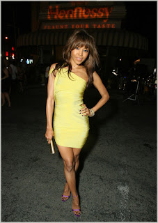 Amerie At Maxim Hot 100 Party