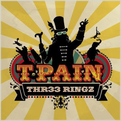 T-Pain's 'Thr33 Ringz' Cover