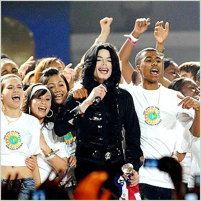 Michael Jackson Turns 50