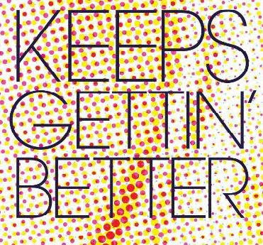 Christina Aguilera - 'Keeps Gettin' Better'
