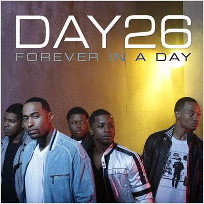 Day26 - 'Forever In A Day' Cover