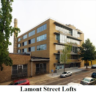 Adrian Washington, CEO of Neighborhood Development Company, Lamont Street Lofts