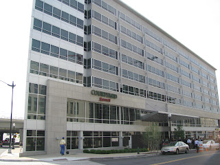 Courtyard Marriott, Noma, Washington DC, Finvarb Companies, Elizabeth Price