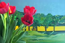 Anniversary tulips!