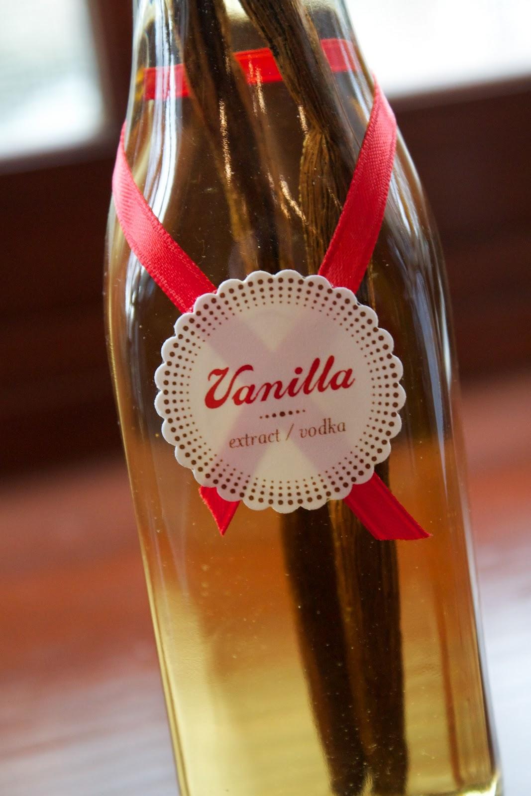 flirt vodka vanilla extract