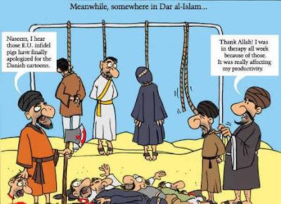 Meanwhile, Somewhere in Dar al Islam....