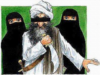 Muslim Cartoon Censored
