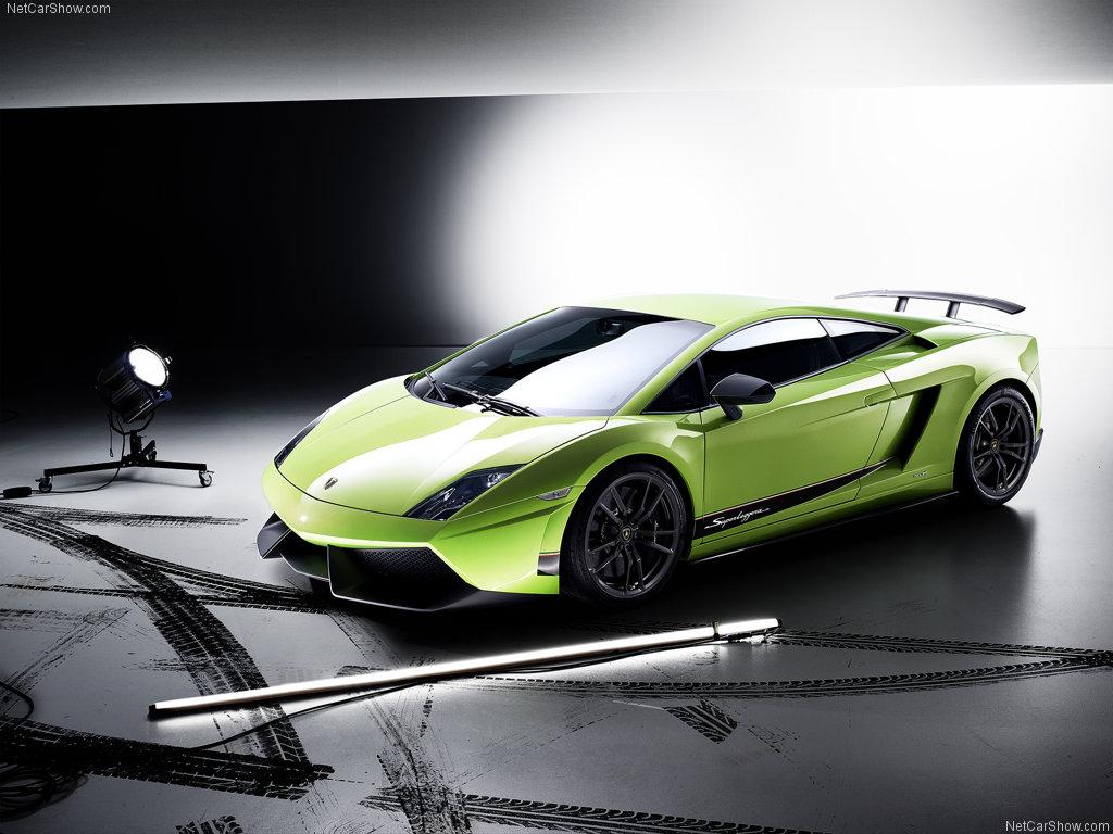News: Lamborghini Gallardo LP570-4 Superleggera