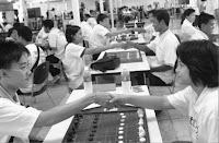 [#10] Tournoi de Makruk à Bangkok en Thaïlande (photo Thailand Stock Exchange SET) - Cliquez pour agrandir