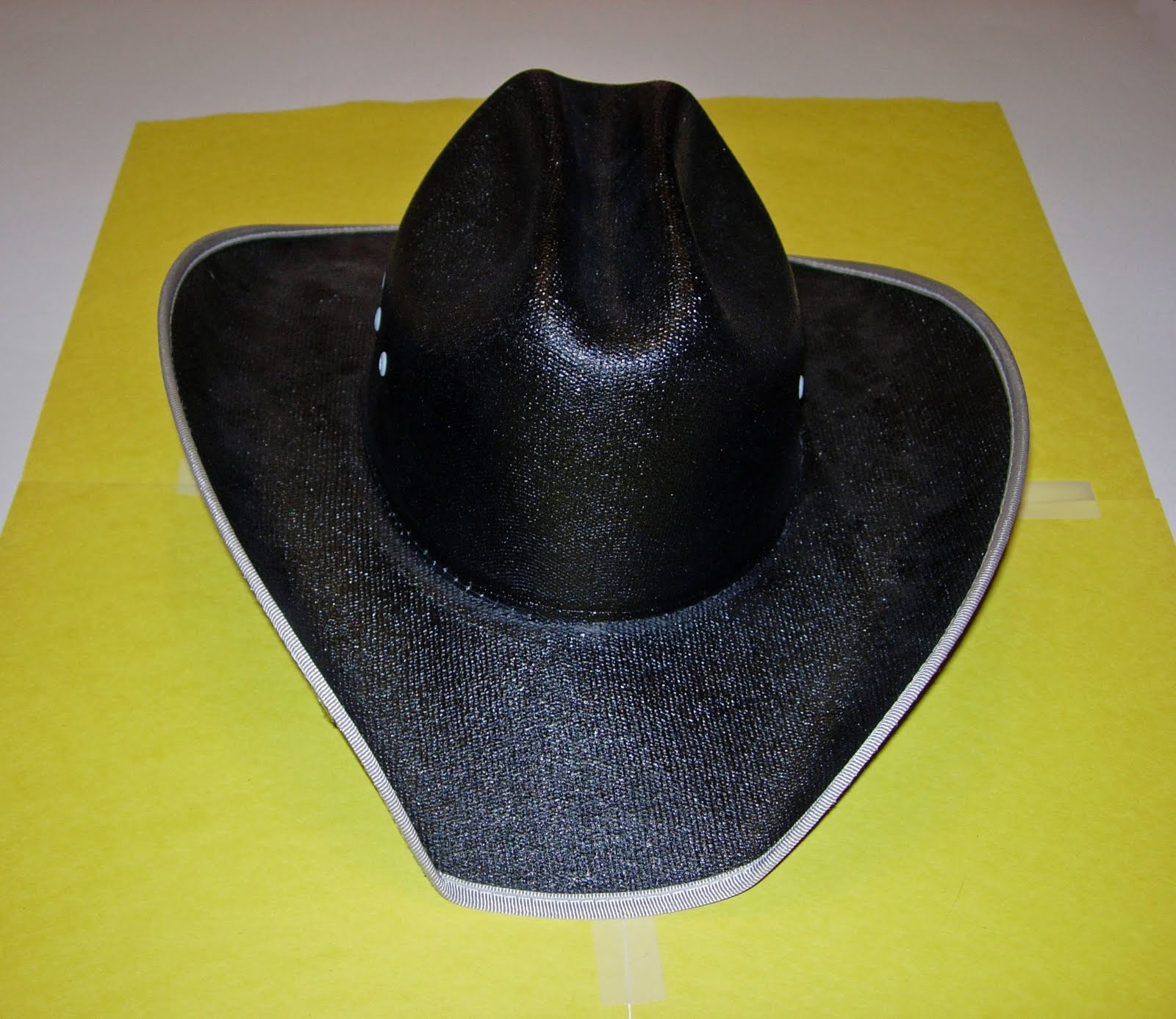 cowboy hat pattern # 27