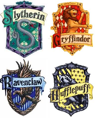 question of the day which hogwarts house would you like to be in and which house do you think. Black Bedroom Furniture Sets. Home Design Ideas