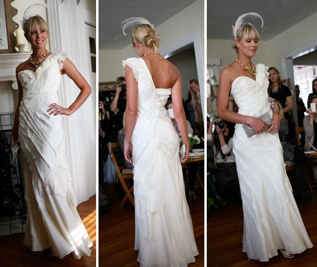 Anthropologie Wedding Gown: Anthropologie's New Wedding Store
