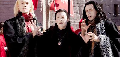 suck review vampires Family movie