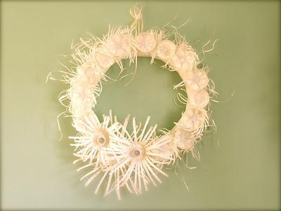 DIY winter wreath ideas