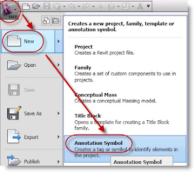 Revit Basics Annotation Family Logo