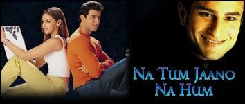 India Tube, Na Tum Jano Na Hum, Dil Leke song | India Tube Na Tum Jaano Na Hum