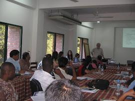 IPHU short Course, Savar, Dhaka November 2007