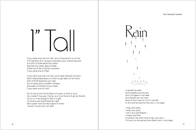 Type Design: Poem Layout Update