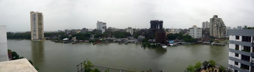 Monsun Regen