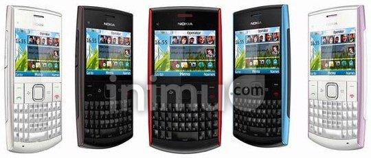 Nokia X2-01, Ponsel QWERTY Nokia Harga di Bawah Rp 1 Juta