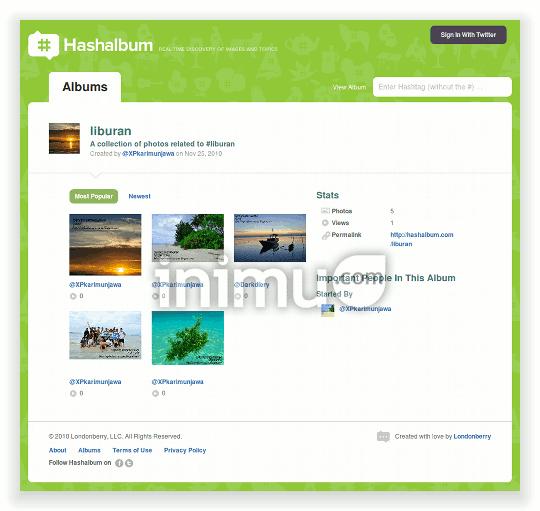 [TIPS] Cara Mudah Cari Gambar / Foto di Twitter dengan Hashalbum