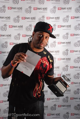SPOTTED: DJ Agile in JUZD Tech shirt at 2009 DJ Stylus Awards Monday night! | Streetwear ...