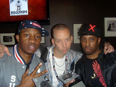 SPOTTED: DJ Agile in JUZD Tech shirt at 2009 DJ Stylus Awards Monday night! | Streetwear ...