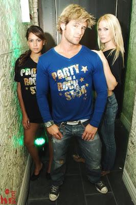 JUZD Parties like a Rockstar at Atelier  Streetwear clothing  Juzd