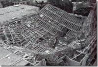 Hartford Coliseum hundido