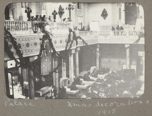 Heliopolis Palace Hotel during WWI