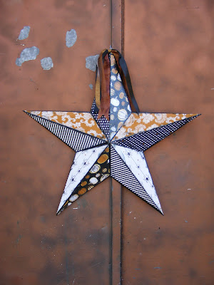 Paper Covered Star Tutorial