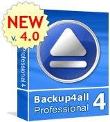 Backup4all 4.0