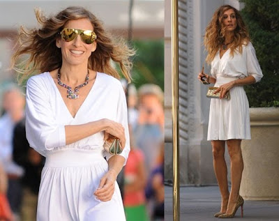 the estate of things chooses sarah jessica parker