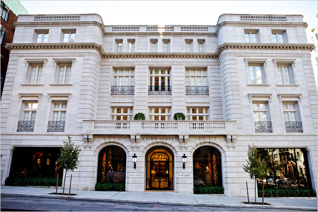 The biggest buzz this weekend was about the new Ralph Lauren boutique that  opened on Madison Avenue. Located across the street from his already famous  ... 3a09da01b80