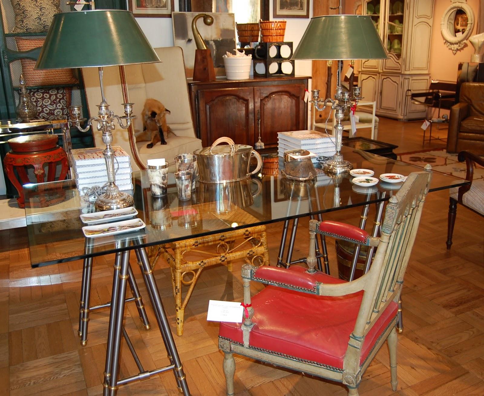 Sawhorse Kitchen Table