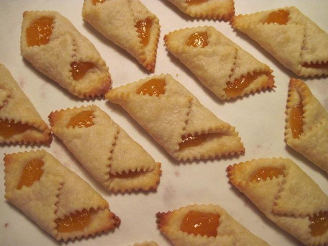 Polish Kolaczki (Filled Cookie)