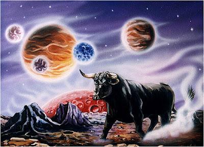 le gravier cosmique  toro 1685